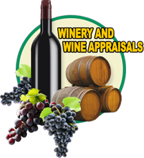 Winery & Wine Appraisals