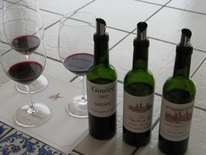 Cos d' Estournal Bordeaux Wine Appraisal
