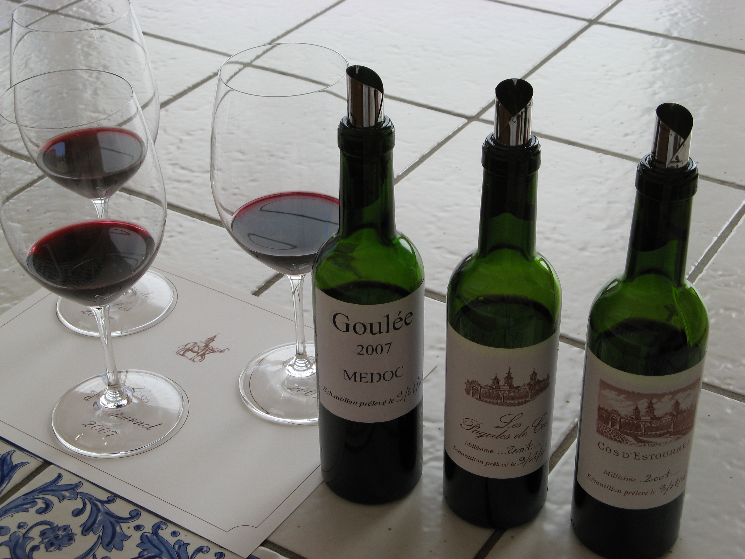 Wine appraisers often conduct professional wine assessments.